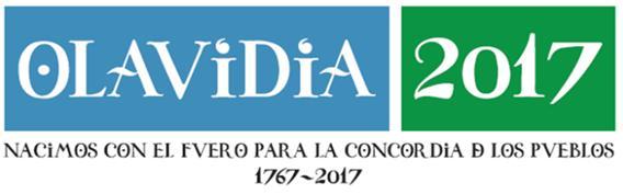 Logo de Olavidia 2017