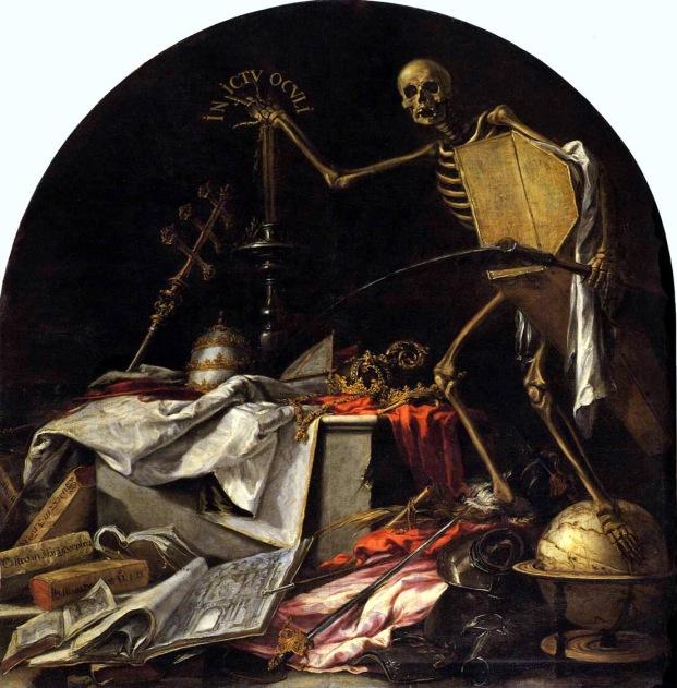 In ictu oculi. Juan de Valdés Leal (1622 - 1690)