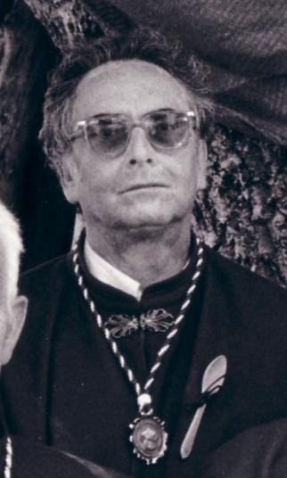 El escritor  y abogado Diego Rojano Orega