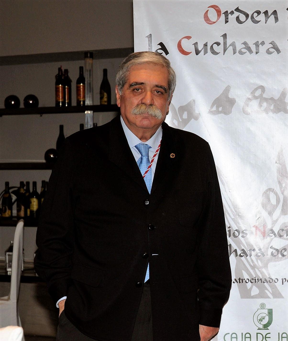 JOSE MARIA SUAREZ GALLEGO EN CARTEL DE CUCHARA DE PALO