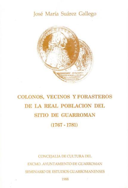 portada del libro Colonos, vecinos y forasteros