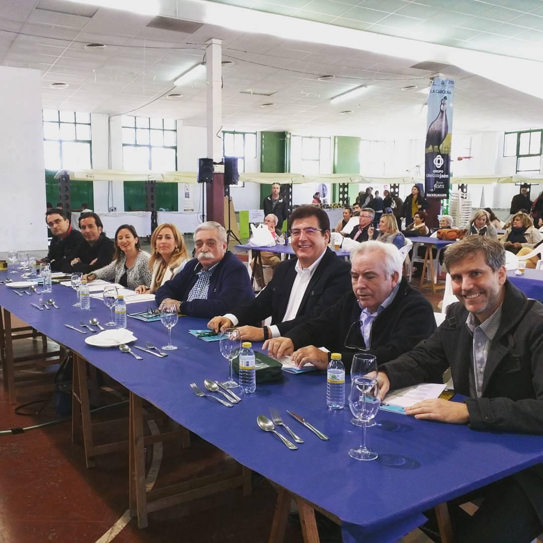 JURADO CONCURSO DE ALTA COCINA LA CAROLINA 2017