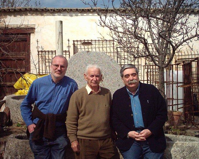 Michael Jacobs, El Sereno y J M Suarez Gallego 01-01-2002