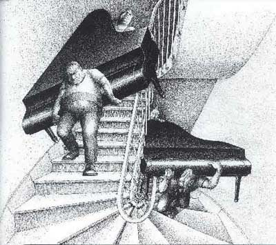 PIANO ESCALERA