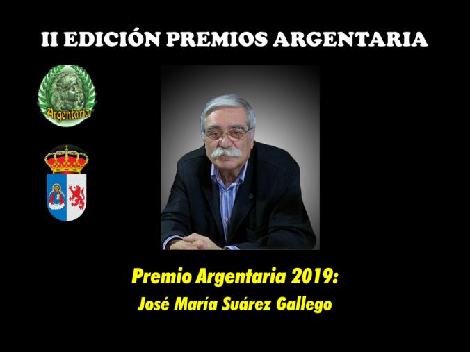 PREMIO ARGENTARIA 2019